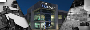 FlyRight Building Pictures