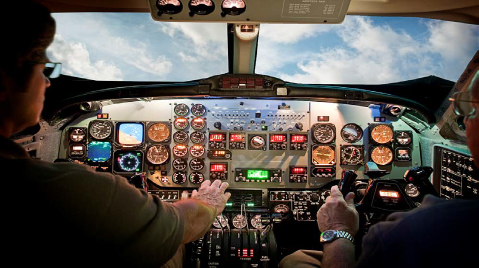 King Air B200 Crew Training
