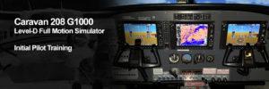 Caravan 208 G1000 Initial Page Header