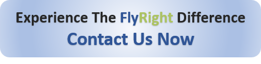 Experience The FlyRight Difference
