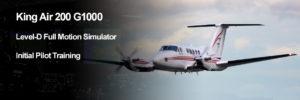 King Air 200 G1000 Initial