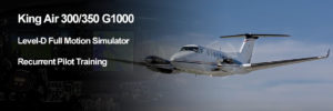 King Air 300 G1000 Recurrent Pilot Training