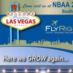 Visit FlyRight at NBAA for a big announcement!